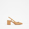High heel slingback shoes - shoes-woman-collection aw16 | zara united states