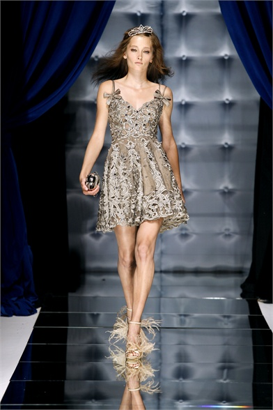 Zuhair Murad - Haute Couture Fall Winter 2010/2011 - Shows - Vogue.it