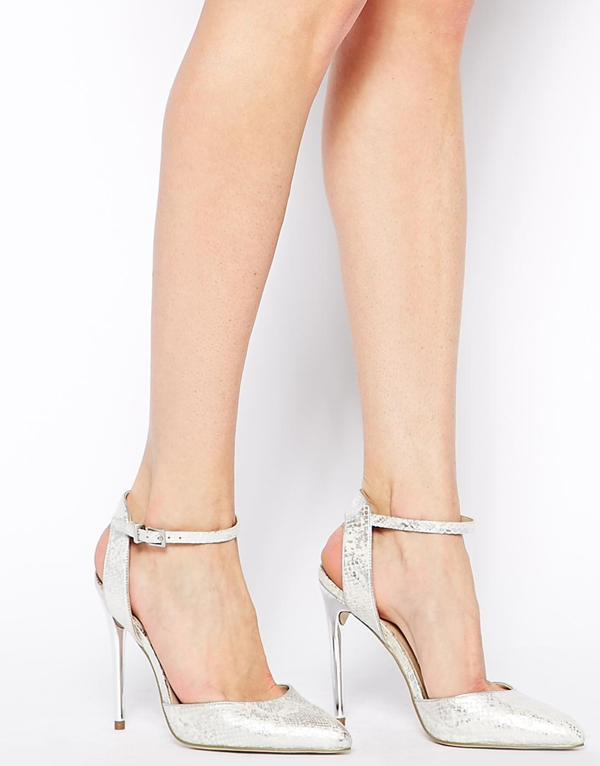 ASOS PIPING HOT High Heels at asos.com