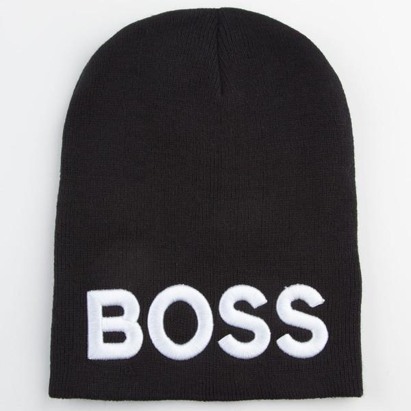 Boss Beanie - Polyvore