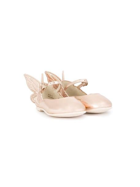 Sophia Webster Mini mini 23 leather purple pink shoes