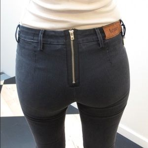 Acne jeans from heather's closet on poshmark