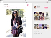 blouse,wehearit,lion face,street,fashion,black,print