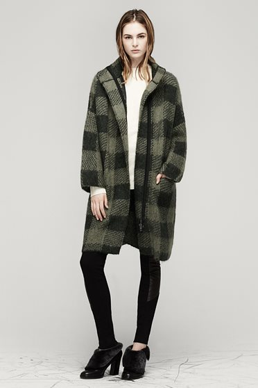 Cammie Sweater Coat | rag & bone