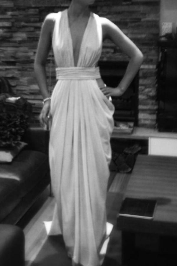 dress maxi dress formal dress maxi prom prom dress grecian dress