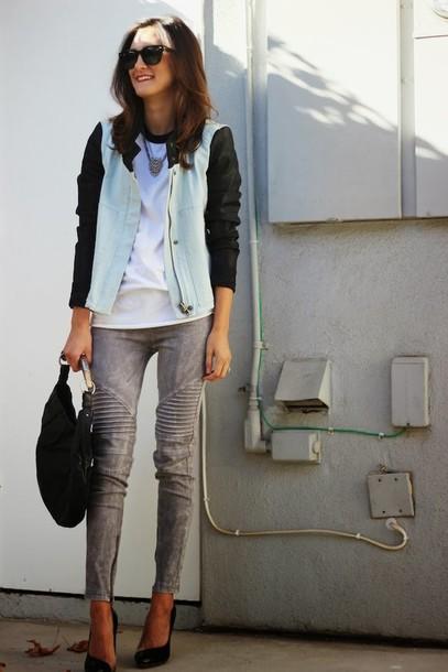 frankie hearts fashion jacket t-shirt pants shoes bag sunglasses jewels