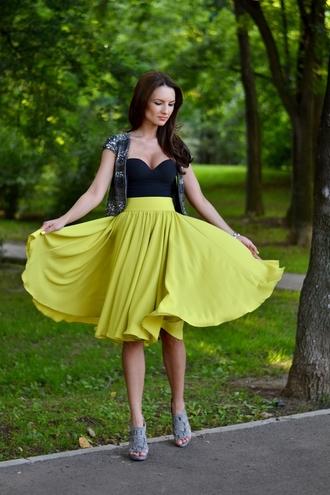 shoes skirt my silk fairytale