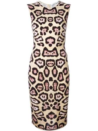 dress print dress leopard print dress print leopard print nude