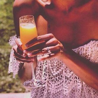 dress crochet lace top off the shoulder romper boho bohemian hippie gypsy