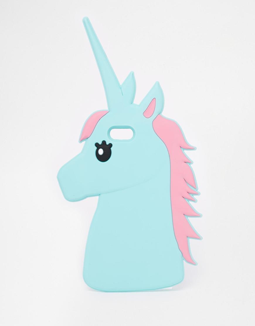 Asos unicorn jelly iphone 5 case at asos.com