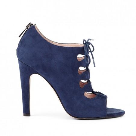 Sole Society - Lace up heels - Mandee - Dark Sky