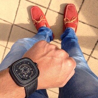 shoes ajmalkhan thejerrinjohn watch menswear mens accessories