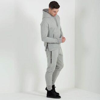 sweater maniére de voir tracksuit fashion style trendy menswear casual