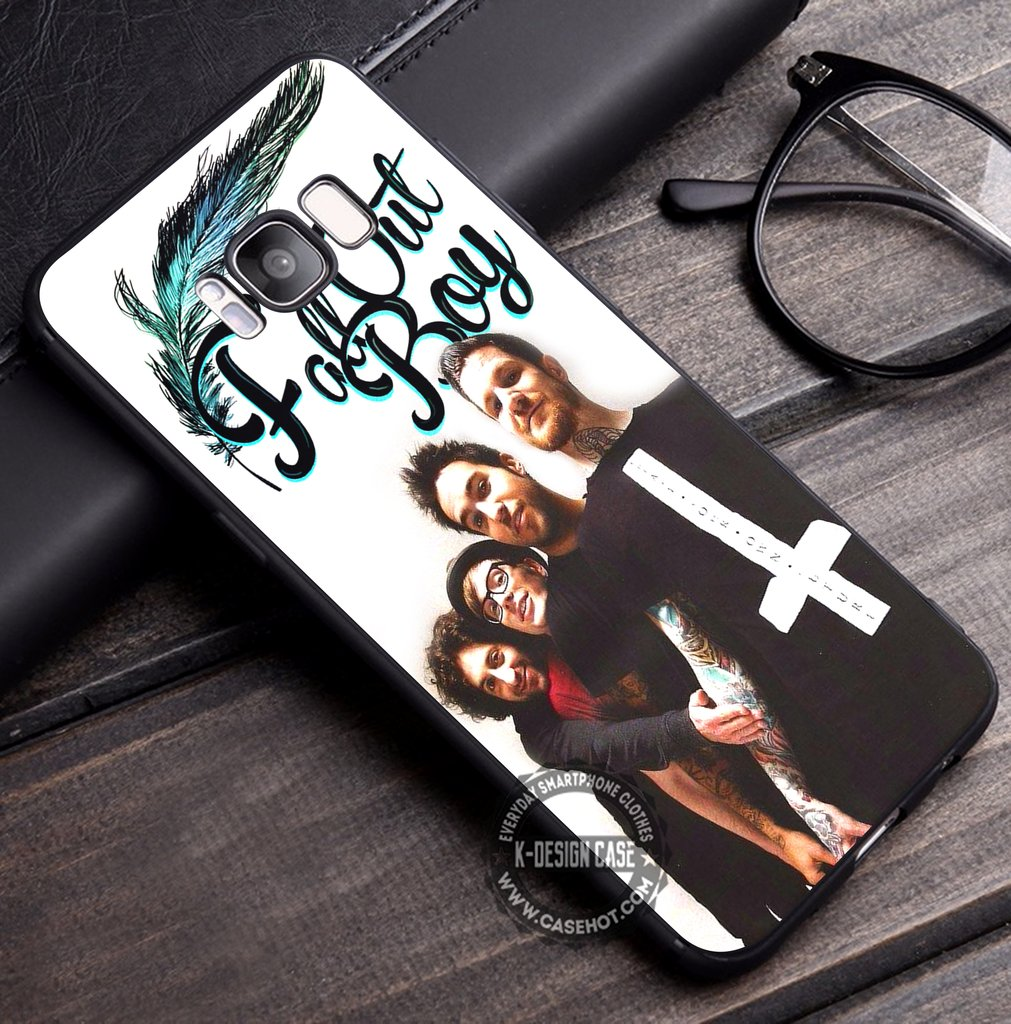 Fall Out Boy Centuries iPhone X 8 7 Plus 6s Cases Samsung Galaxy S8 Plus S7 edge NOTE 8 Covers #iphoneX #SamsungS8
