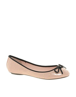 Carvela | Carvela Ben Studded Ballet Pump at ASOS