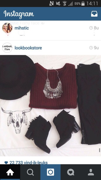 tank top thank top skull white black shoes sweater black jeans