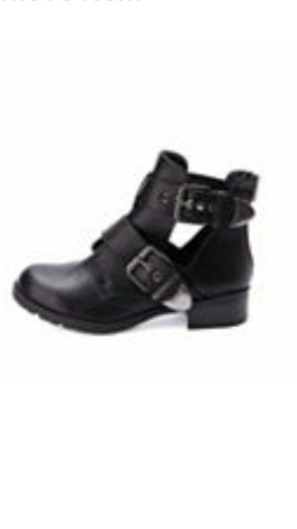 boots booties booties shoes buckles ankle length