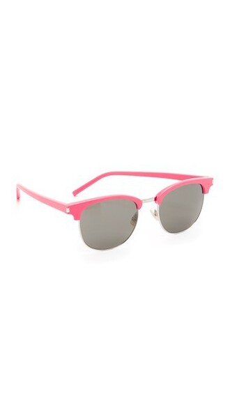 surf sunglasses pink grey