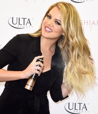 hair accessory hairstyles summer beach khloe kardashian blonde hair summer beauty wavy hair