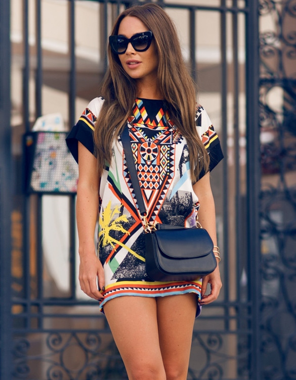 i5lyzc-i Top Dashiki Outfit Ideas for Women - 20 Ways to Wear Dashiki