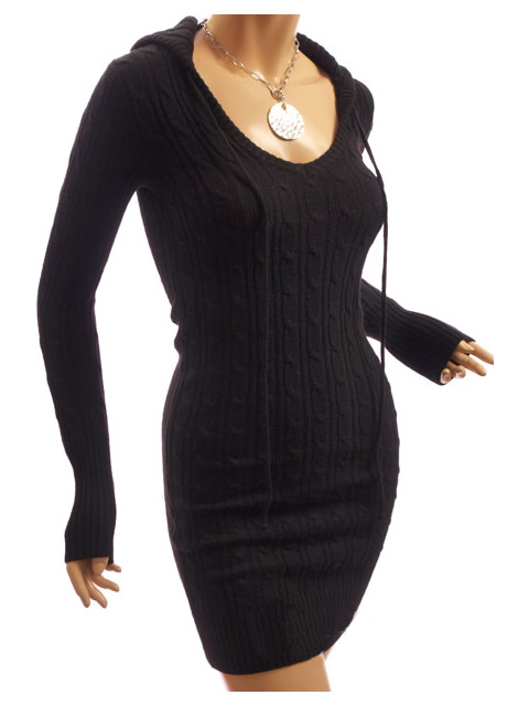 Robe pull taille 48
