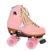 shoes,moxi,skates,roller skates,pink,holiday gift,all pink wishlist