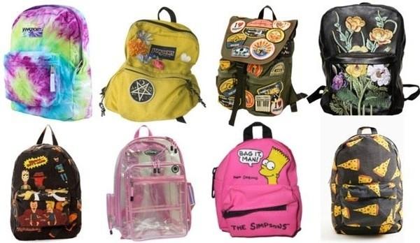 bag rucksack
