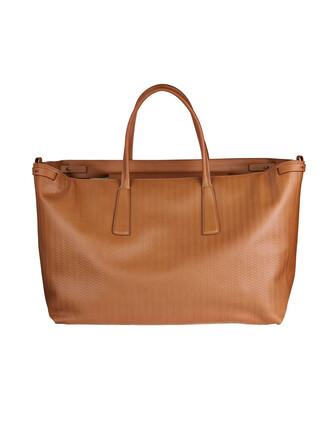 oversized brown bag
