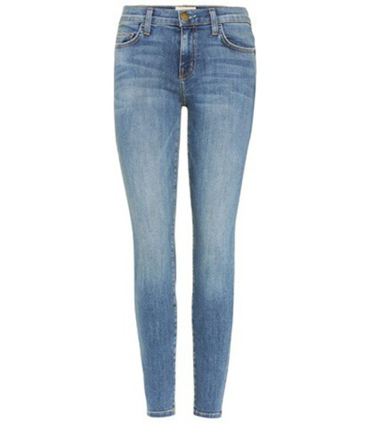 Current/Elliott The Stiletto jeans in blue