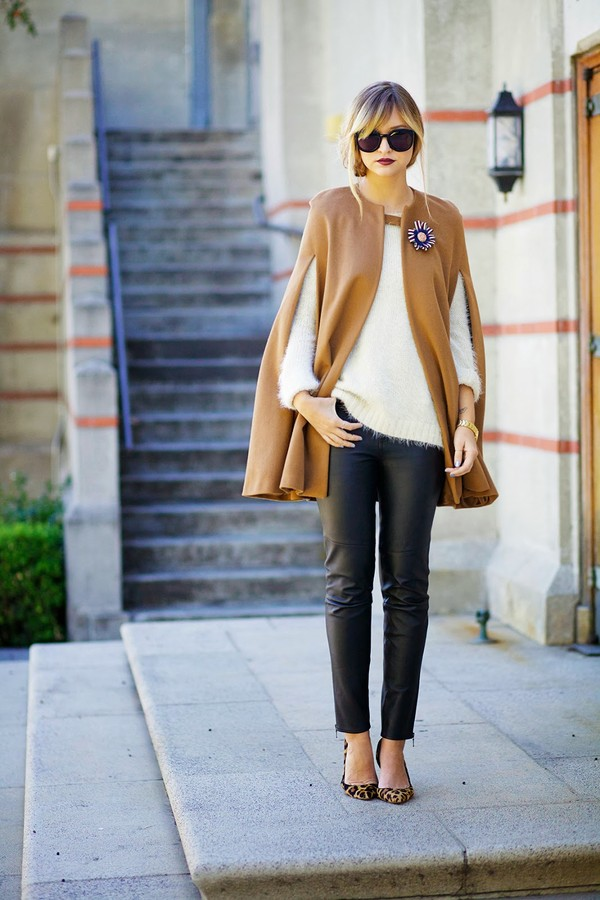 late afternoon sweater pants shoes sunglasses jewels