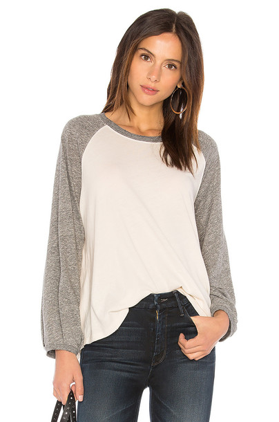 The Great baseball tee baseball white top