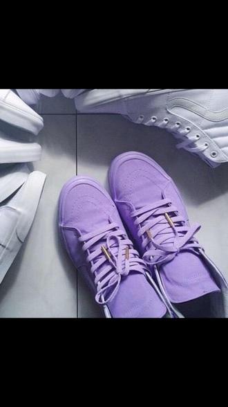 shoes sneakers pastel vans