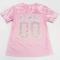 Kawaii pink football fan jersey (womens fit)