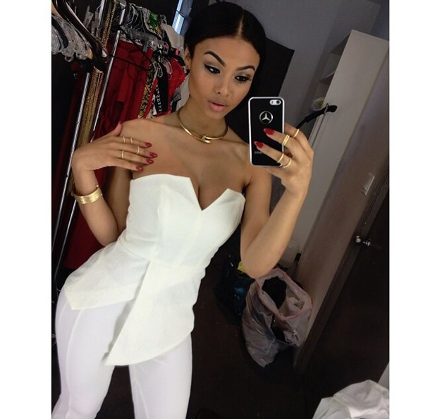 top india westbrooks white top jeans jewels phone cover shirt dressy tops jumpsuit
