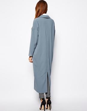 Asos petite duster coat at asos