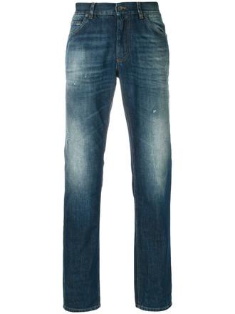 jeans women leather cotton blue