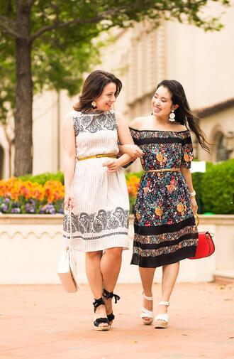 cute & little blogger dress shoes belt bag jewels