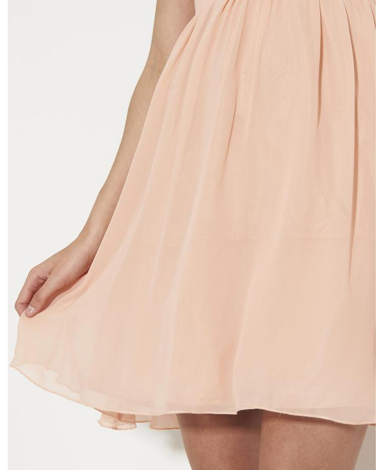 Little Mistress Embellished Skater Dress | BANK Fashion