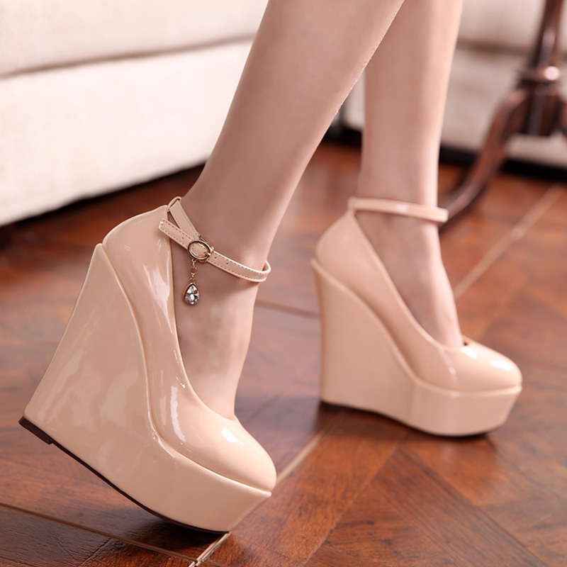 High Heels Nude Color | Tsaa Heel