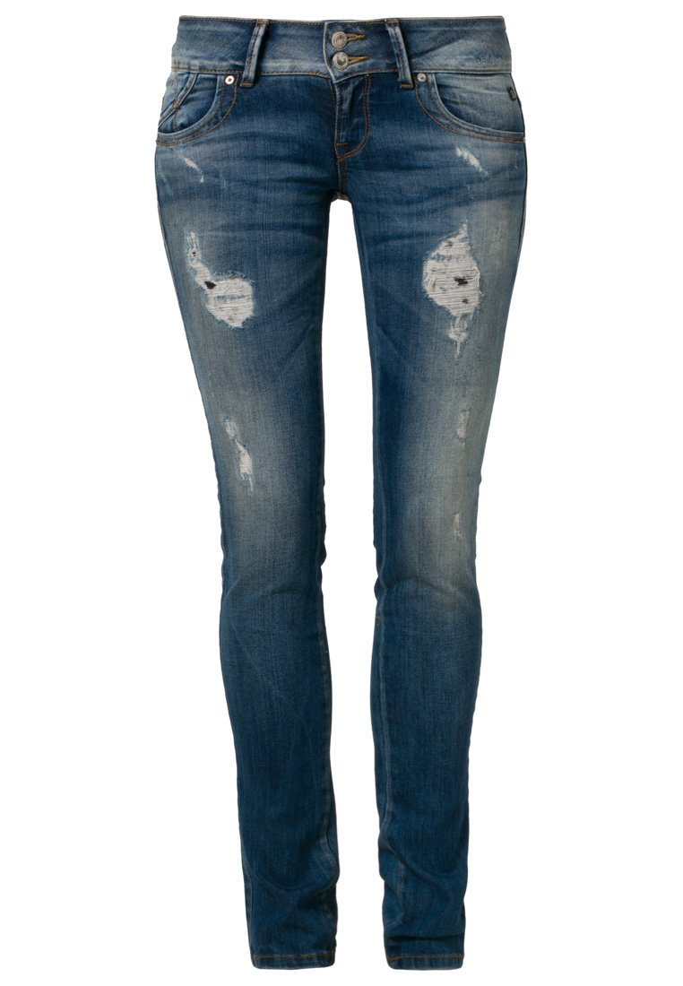 LTB MOLLY - Jeans Slim Fit - belle wash - Zalando.de