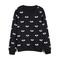 Eyes sweater / back order – holypink