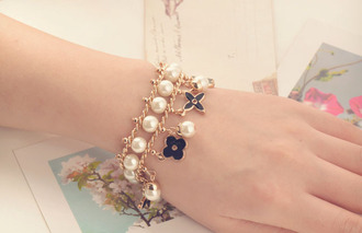 jewels bangles pearl ring fashion beauty fashion shopping floral