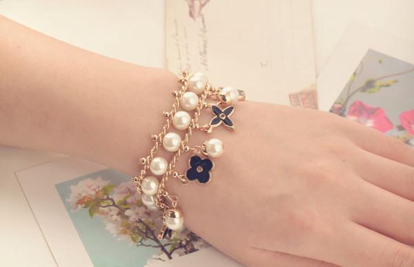 jewels jewelry ring fashion pearl flowers bangle beauty fashion shopping