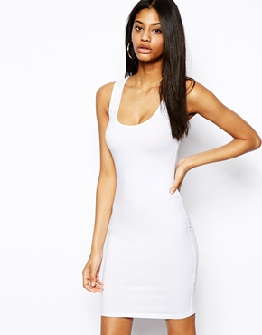 ASOS | ASOS Mini Vest Bodycon Dress at ASOS