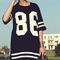 Fashion cute hot shirt long