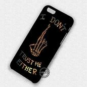 phone cover,quote on it phone case,either black,iphone cover,iphone case,iphone 6 case,iphone 5 case,iphone 4 case,iphone 5s,iphone 6 plus,iphone 5c,iphone 7 case,iphone 7 plus