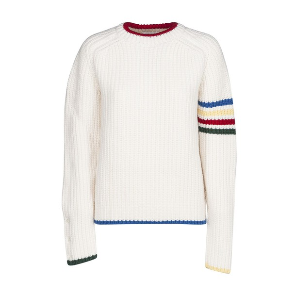 Thom Browne jumper white sweater