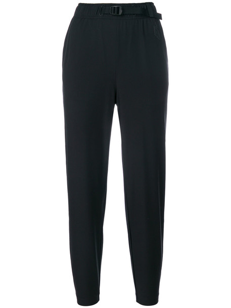 Nike - NikeLab Essentials tapered track pants - women - Nylon/Polyester - S, Black, Nylon/Polyester