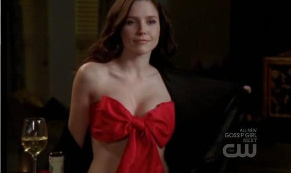 bandeau bra panties brooke one tree hill scott red underwear