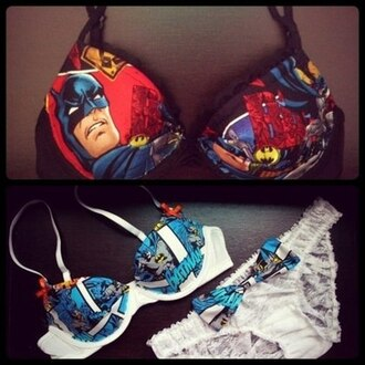 underwear superheroes superman batman